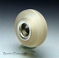 Satin Smoke Rings Silver Core