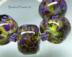 Violet Garden Barrels