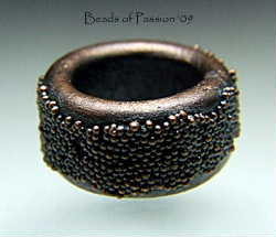 Victorian Electroformed Thick Ring