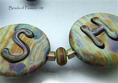 "(4+6)  ""P U S H""  Tie Dye Buttons"